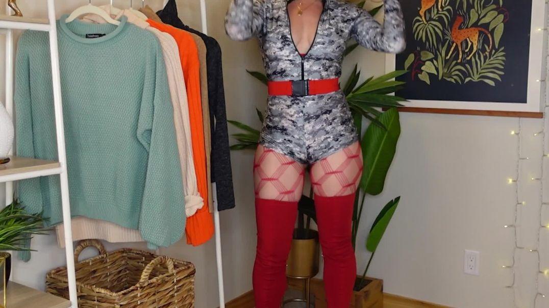 Kat Wonders 20 Days Of Halloween Costumes Day 16
